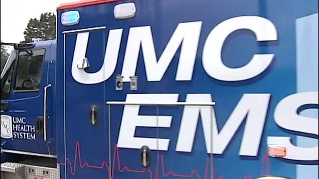 UMC Ambulance Bus and Paramedics to Help Assist with Emergency Response of Harvey