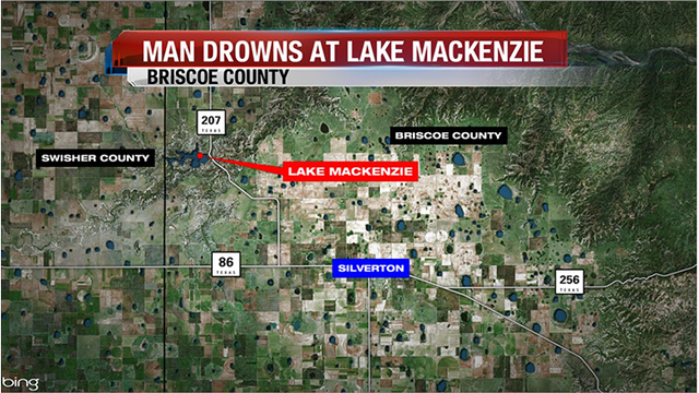 Man Drowns at Lake Mackenzie Tuesday Afternoon