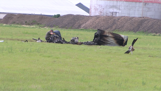 NTSB Adopts Official Cause of Deadly Plainview Crash
