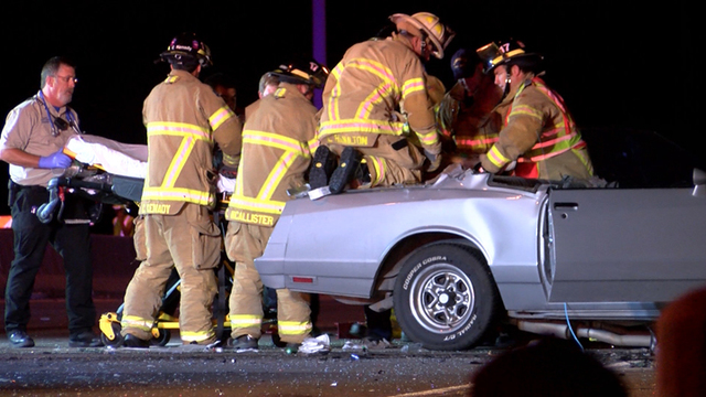 Police Say Young Man Died in Overnight Crash