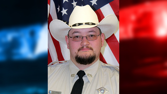 Funeral Procession for Fallen Officer Starts in West Lubbock Saturday Morning