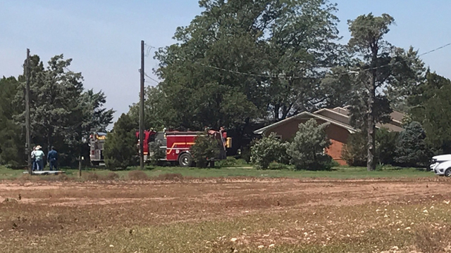 House Fire Reported in Northeast Lubbock County