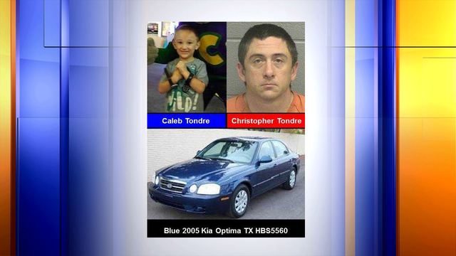 Amber Alert issued for child abducted in west Texas