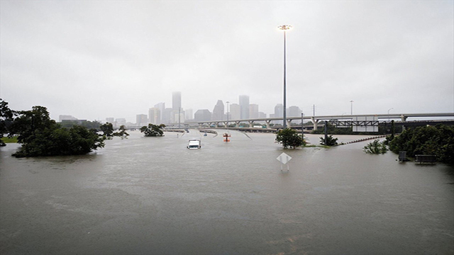 Abbott: Harvey's Wrath Stretching to Southeast Texas