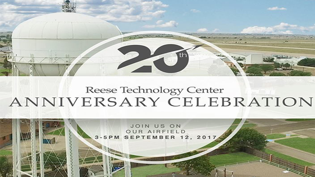 Reese Technology Center to Celebrate Its 20th Anniversary Tuesday