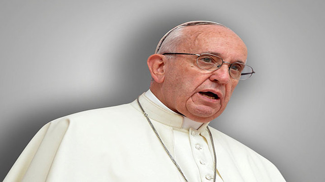 Pope Francis Injured After Hitting Head Against Popemobile