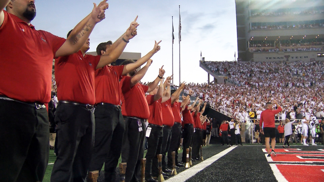 Texas Tech vs. Oklahoma State set for primetime kickoff, September 30