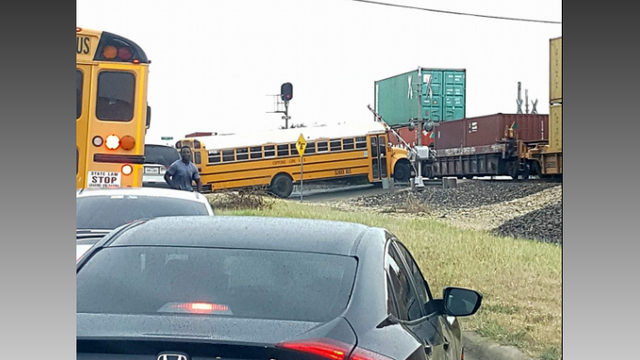 School Bus Driver Fired After Railroad Crossing Incident in Copperas Cove