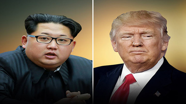 Trump: 'It's Certainly a Possibility' Could Become Friends With Kim Jong Un
