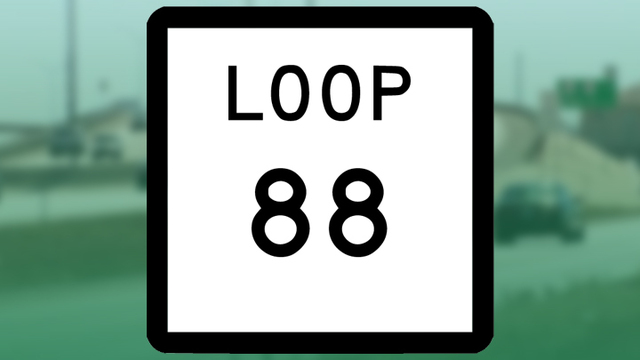 Loop 88 Public Hearing Scheduled For October 12