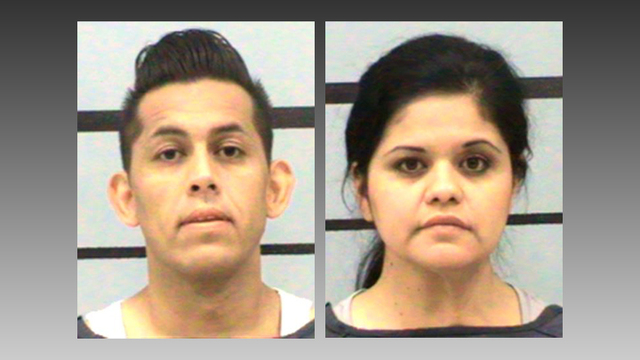 Two Arrested for Theft from Lubbock Business
