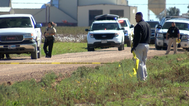 Body Found in Ditch Near Buster's Gin in Ropesville