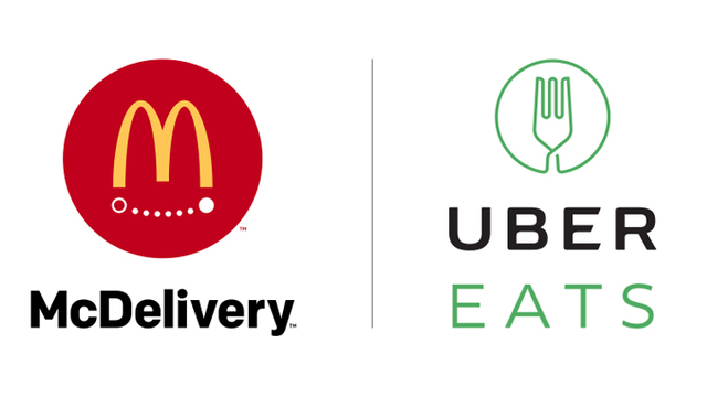 McDonald's is Now Available for Delivery on UberEATS in Lubbock