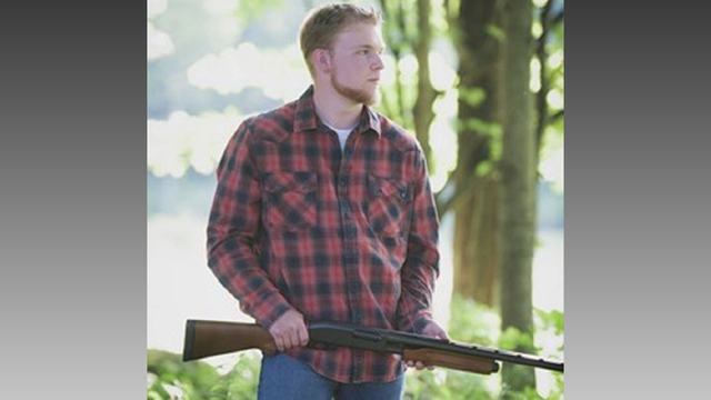Student's yearbook photo rejected because he's holding a shotgun