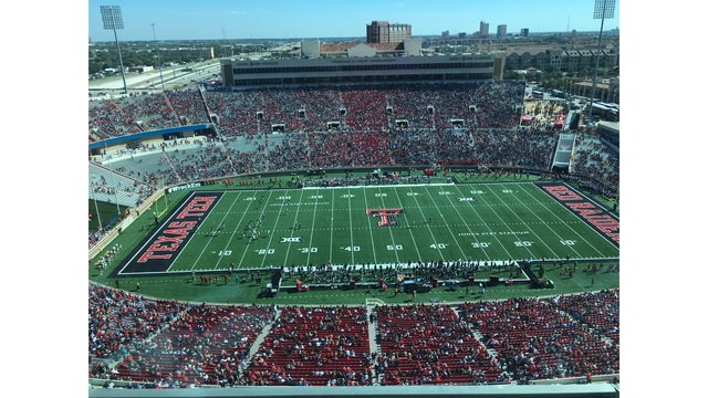 Texas Tech Drops Second Straight Conference Game to ISU, 31-13