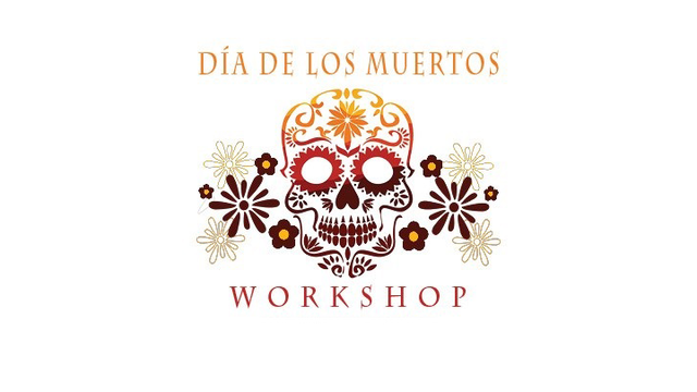 Buddy Holly Center Presents Día de los Muertos Workshop on Saturday October 28