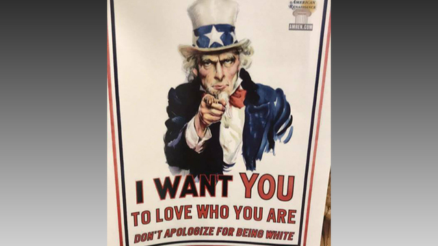 Social Media in Lubbock Raises Issue of White Supremacy Because of Poster