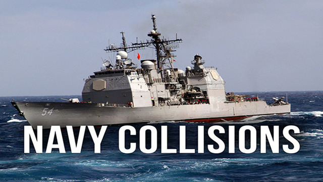 US Warship Collides with Japanese Tugboat, Latest Mishap for the Navy's 7th Fleet