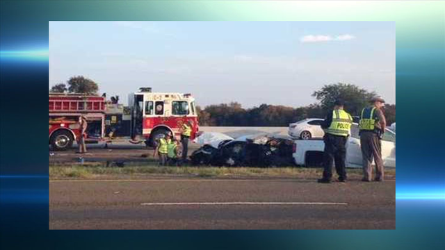 Texas DPS trooper dies in line of duty crash