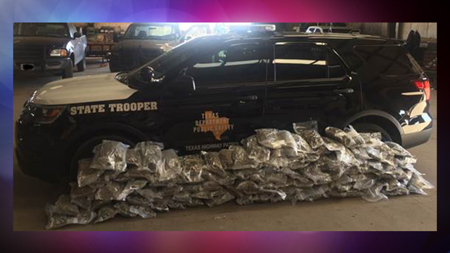 DPS Traffic in Carson County Leads to $849,000 Drug Seizure