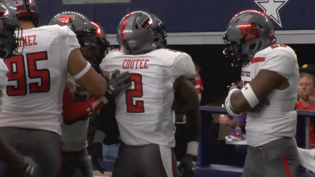 Coutee Named Semifinalist for Biletnikoff Award