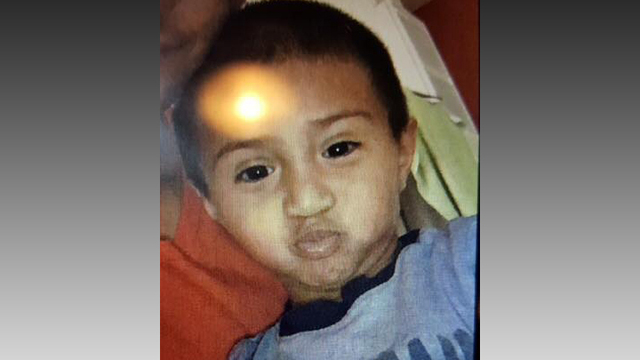 Amber Alert issued for 3-year-old San Antonio boy