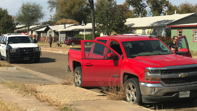 High-Speed Chase Ends with Arrest in Central Lubbock