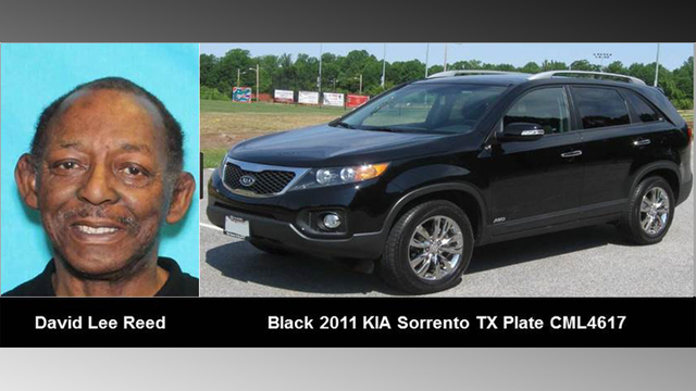 Silver Alert for Missing Dallas Man, Age 72