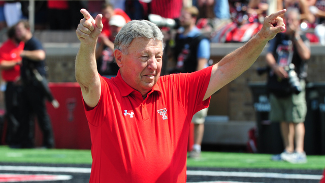 Red Raider Legend Corky Oglesby Passes Away