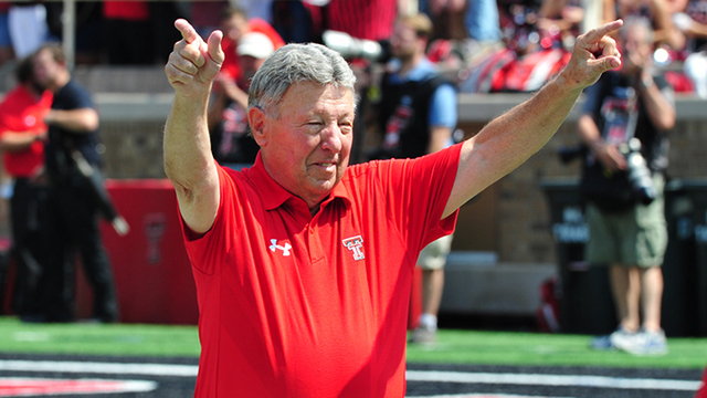 Texas Tech Mourns Passing of Gerald