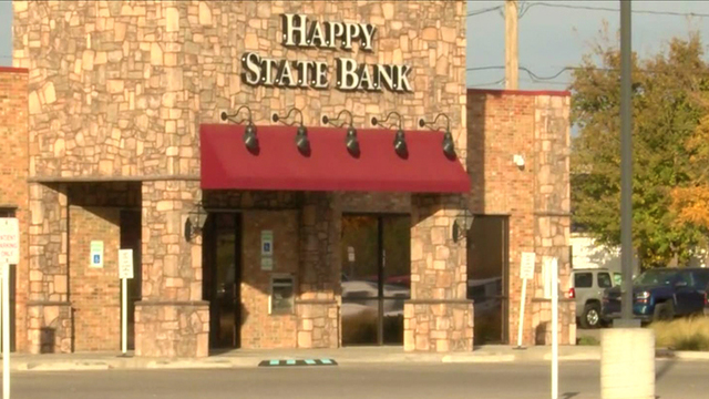 Bomb Threat Reported at Lubbock Bank Location, 19th and Quaker