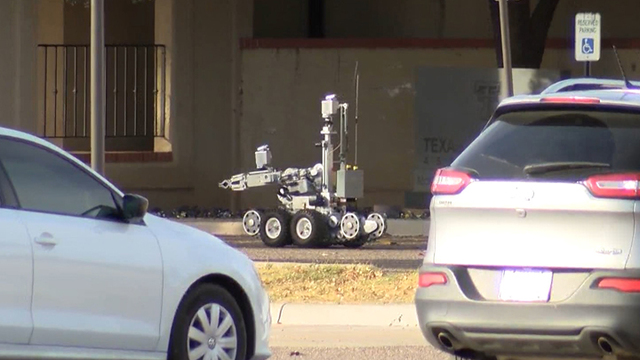 Texas Tech University Police Investigating Suspicious Package at Dorm