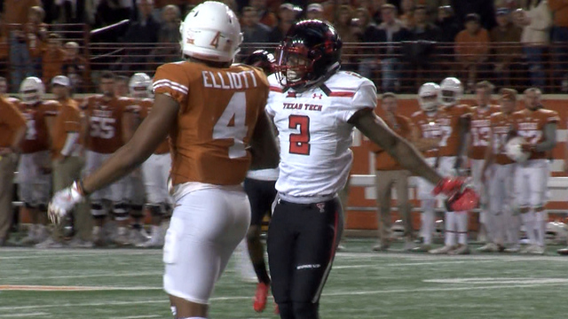 Coutee Earns Big 12 Offensive Player of the Week Honors