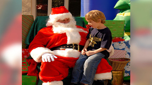 Santa Claus to Stop at Neighbors Emergency Center Lubbock on December 1