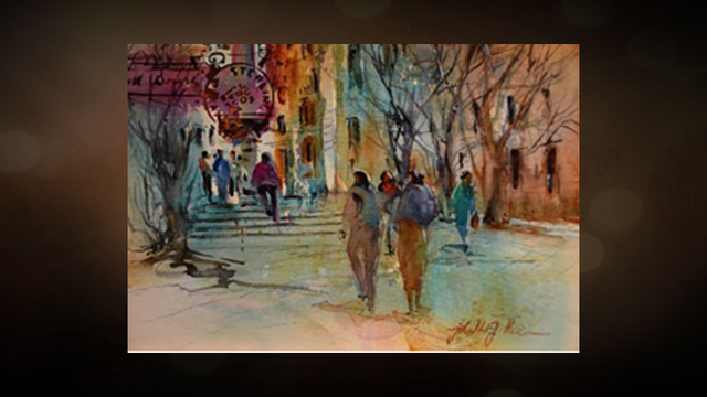 The Buddy Holly Center Announces West Texas Watercolor Society Exhibit