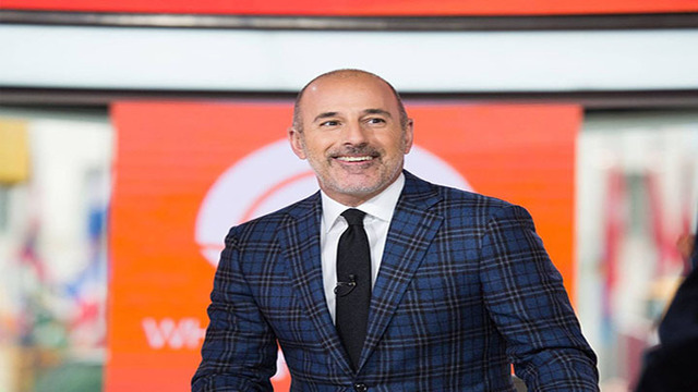 NBC News Fires Matt Lauer for Alleged 'Inappropriate Sexual Behavior'
