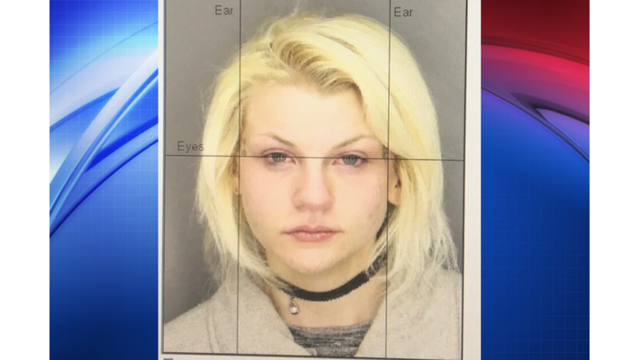 Police: Unclothed 2-Year-Old Found Walking Alone, Mother Charged