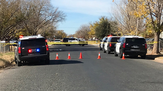 Shots Fired, Report of One Person Injured in North Lubbock