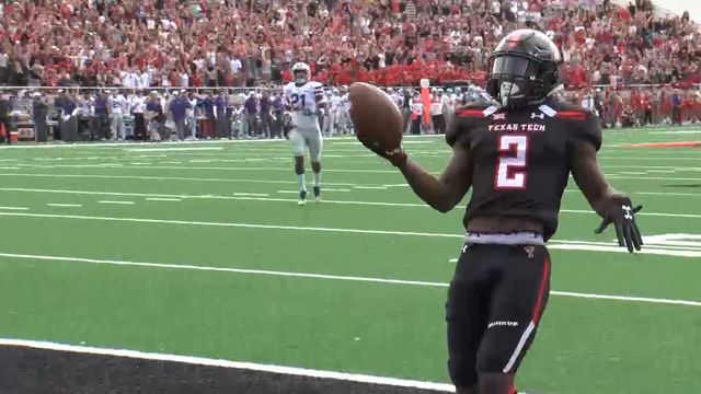 Four Red Raiders Fill All-Big 12 Second Team