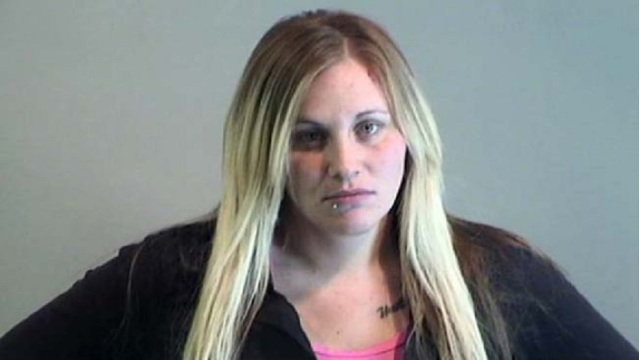 Police: Drunk Ohio Mom Tossed Baby, Tussled with Officers