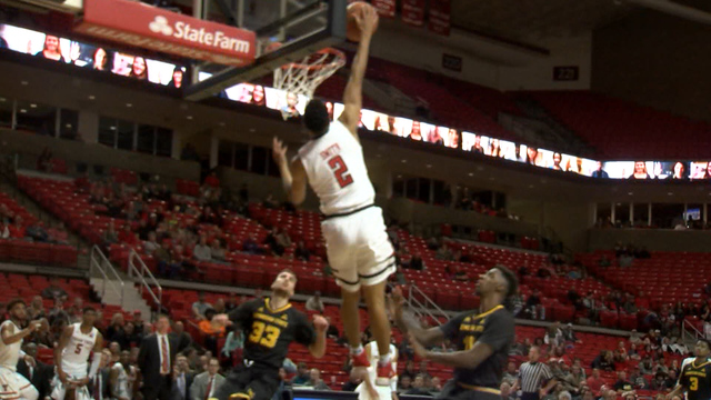 Red Raiders Cruise Past Kennesaw State