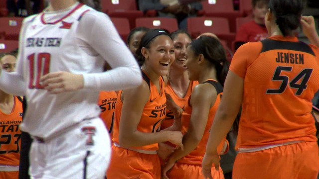 Lady Raiders Struggle in Big 12 Opener