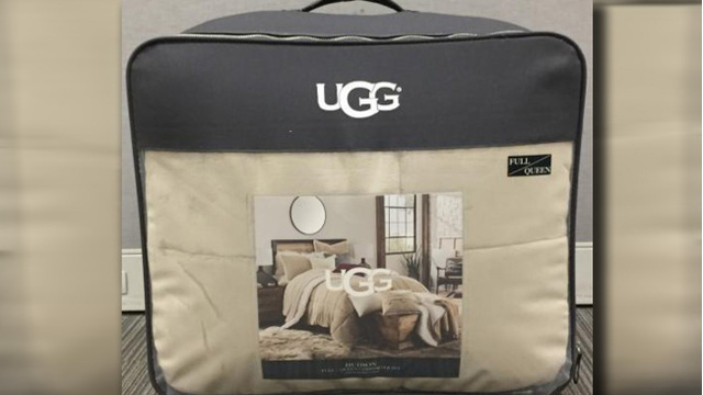 Bed Bath & Beyond recalls comforters due to risk of mold