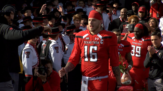 Trio of Red Raiders Invited to NFL Combine