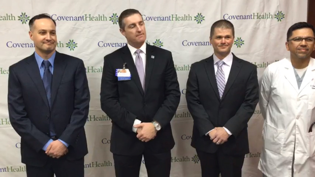 Covenant Health acquires West Texas ER