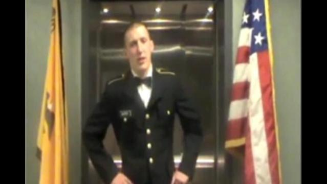 05196dedef3 Miss Texas Accepts Soldier s YouTube Invite To Military Ball