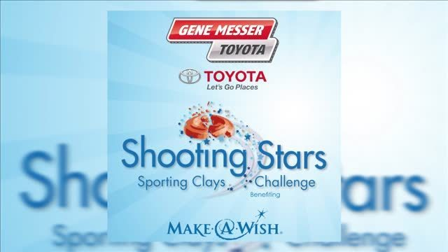 Wish Wednesday: Gene Messer Toyota Supports Make A Wish, Sponsors Clay Shoot