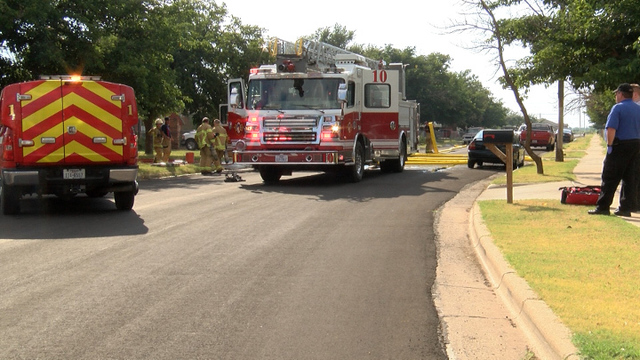 House Fire Reported in East Lubbock Saturday Afternoon
