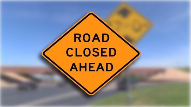 Water Line Construction to Close Portion of Iola Avenue