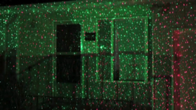laser christmas lights a concern for pilots